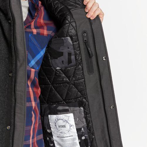 Men's NXTWool™ Wharf Bomber Jacket-