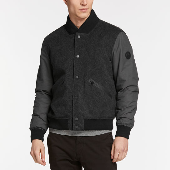 Men's NXTWool™ Baseball Jacket