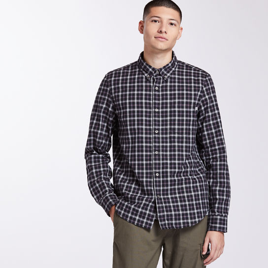 Men's Essential Slim Fit Medium Check Shirt