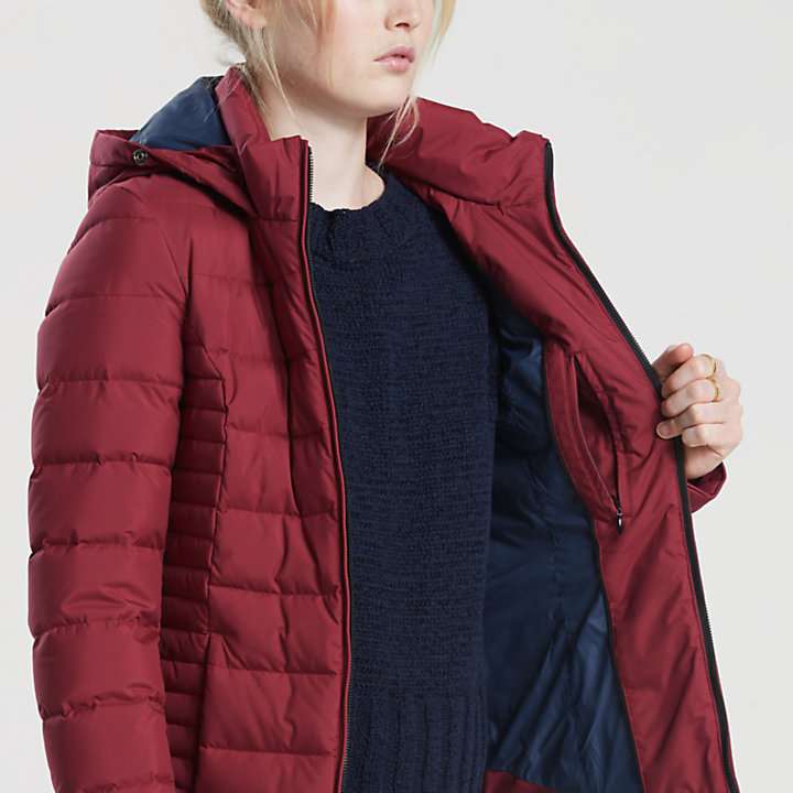 Women's Short Quilted Down Jacket-