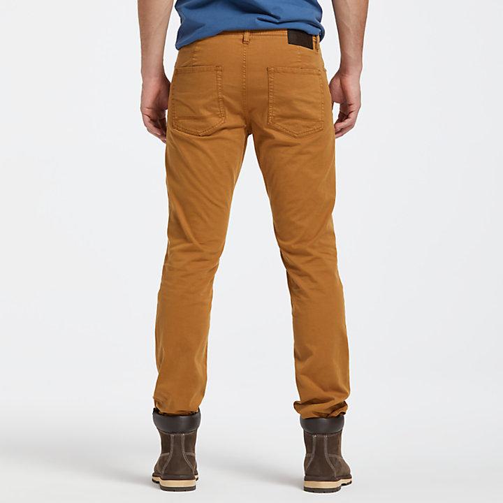 c1809440363 Men's Sargent Lake Slim Fit Twill Pant