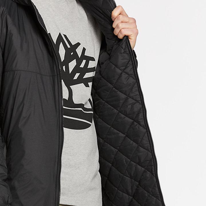 Men's Logo Graphic Insulated Coat-