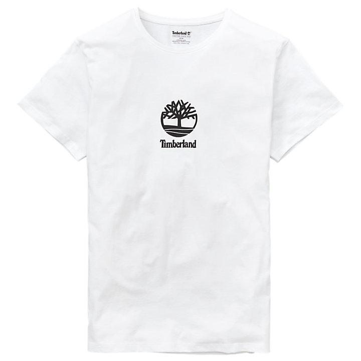 Men's Centered Tree Logo T-Shirt-
