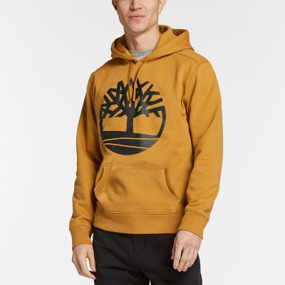 Men's Classic Tree Logo Hoodie