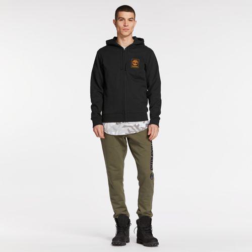 Men's Full-Zip Logo Hoodie-