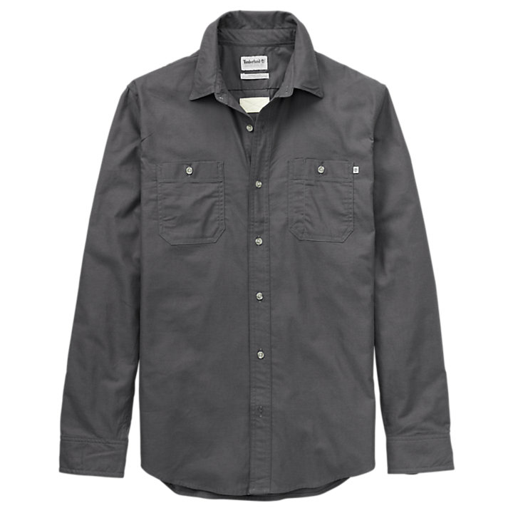 Men's Spicket River Lightweight Twill Shirt-