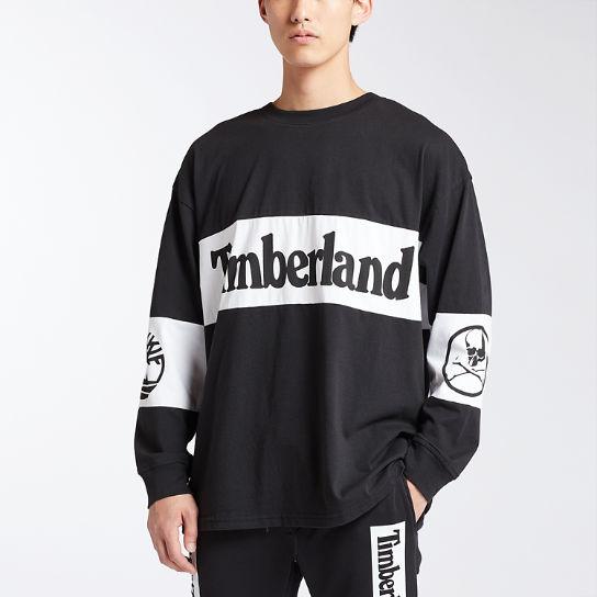 Surrey Enfatizar Caliza  Timberland | Men's Timberland X mastermind Long-Sleeve Logo T-Shirt
