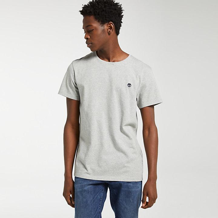 Men's Embroidered Logo T-Shirt-