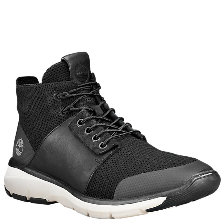 Timberland Altimeter Mixed Media Sneaker Boots