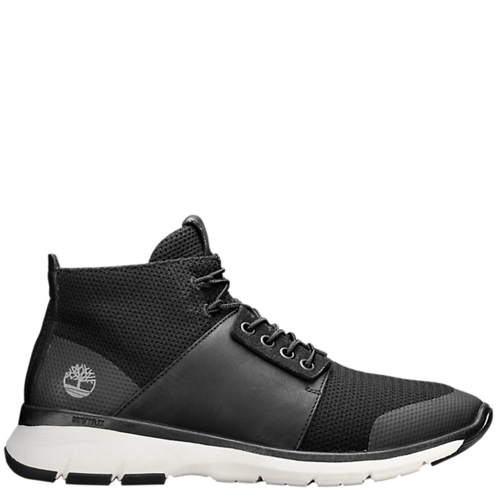 Discount Timberland Shoes Altimeter Black Sneakers For Men