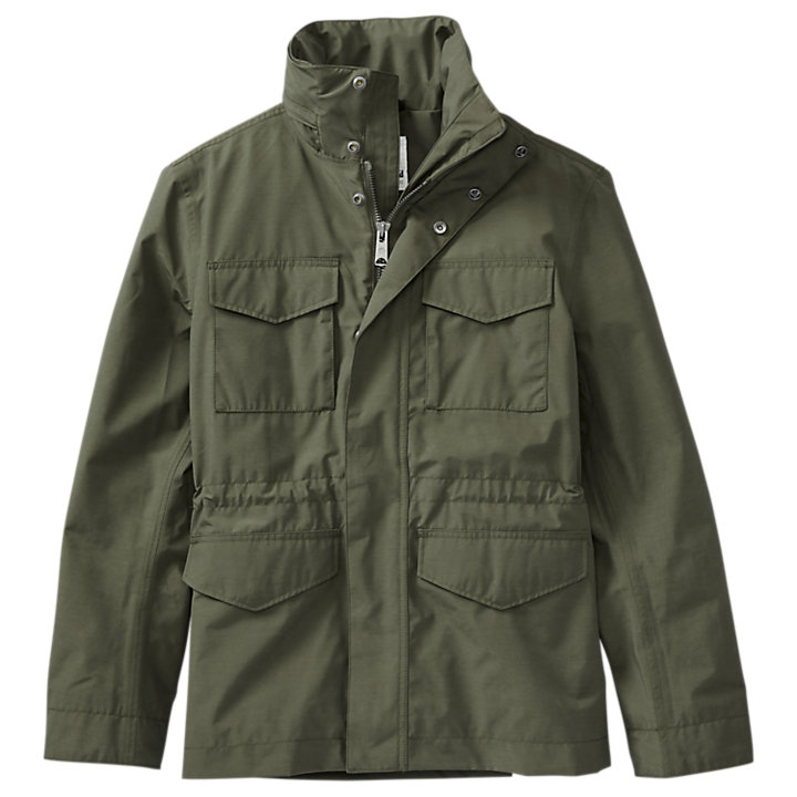 Men's Ludlow Mountain M65 Waterproof Jacket-