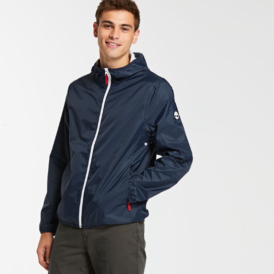 Men's Mt. Franklin Waterproof Packable Shell Jacket