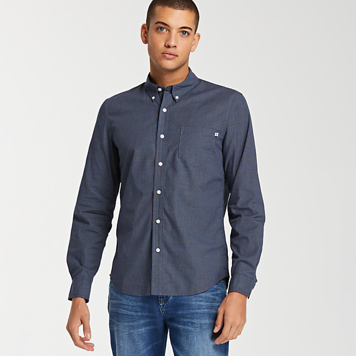 Men's Slim Fit Saco River Stretch Shirt-