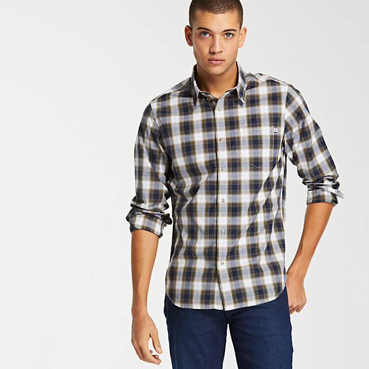 Men's Indian River Poplin Shirt-