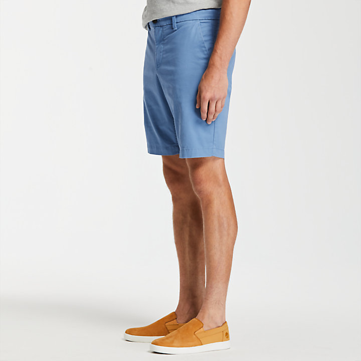 Men's Squam Lake Straight Fit Stretch Chino Short-