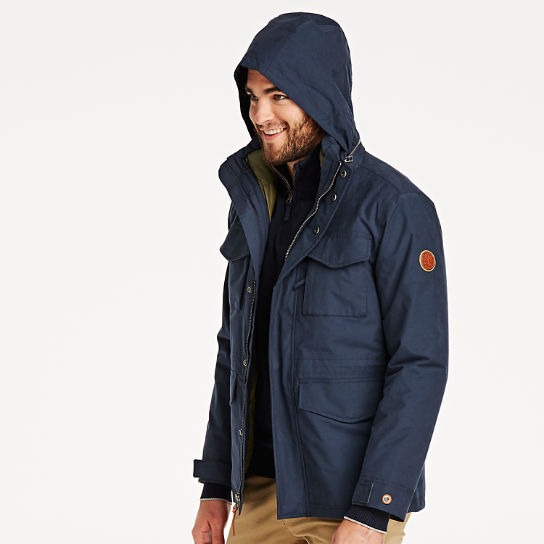 Men's Snowdon Peak 3-in-1 M65 Waterproof Jacket