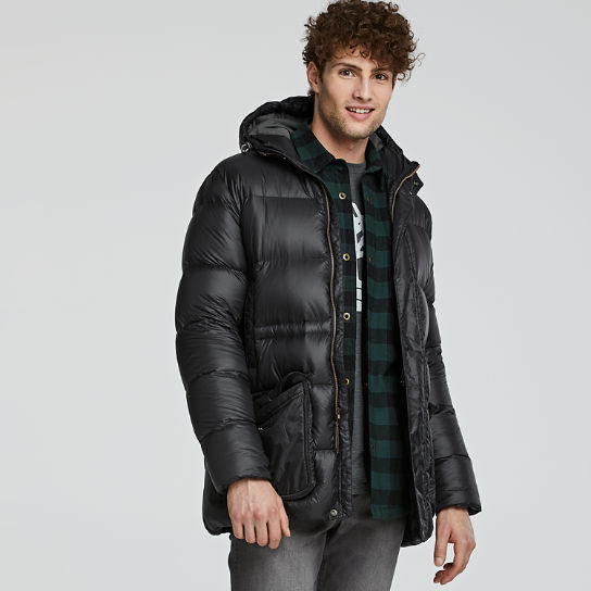 Men's Goose Eye Down Parka