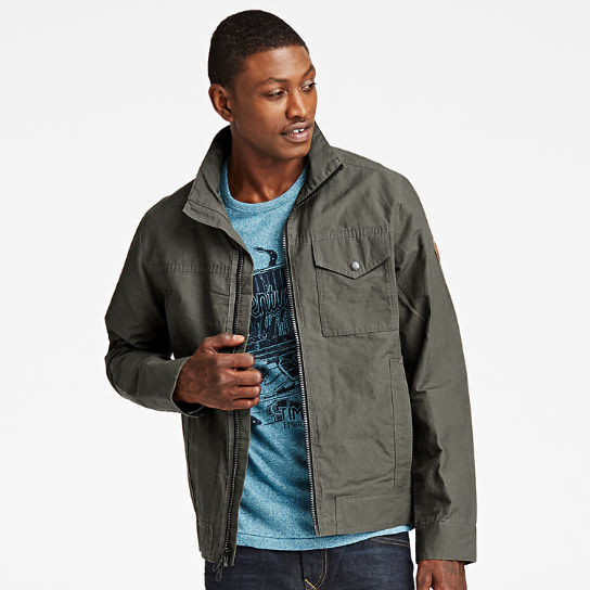 Timberland wax jacket