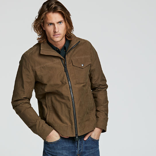 Men's Mt. Davis Timeless Waxed Jacket
