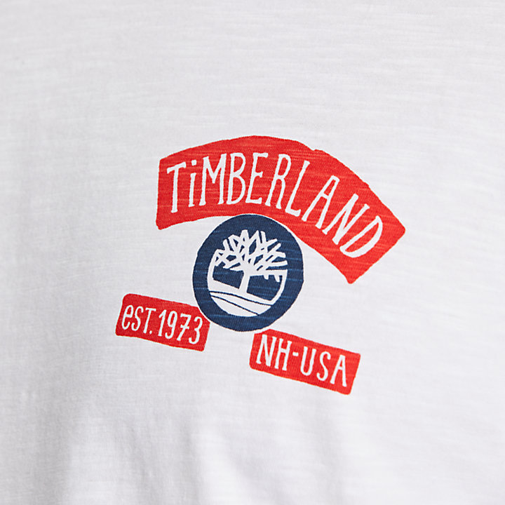 Men's Tree Logo 1973 Ringer T-Shirt-