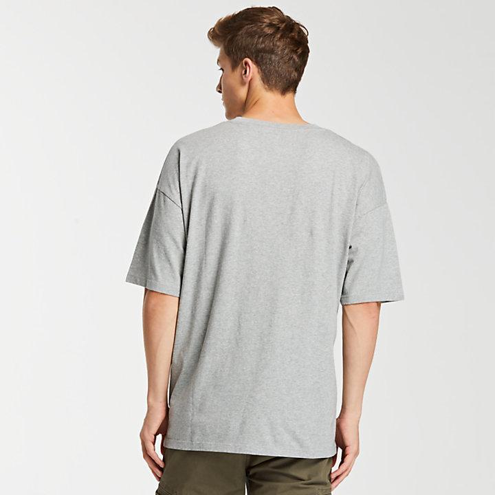 Men's Color Block T-Shirt-