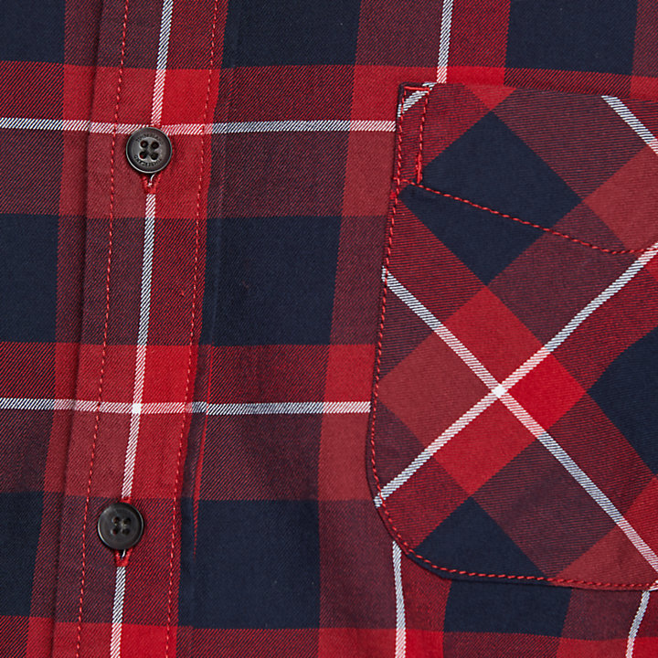 Men's Back River Lightweight Flannel Shirt-