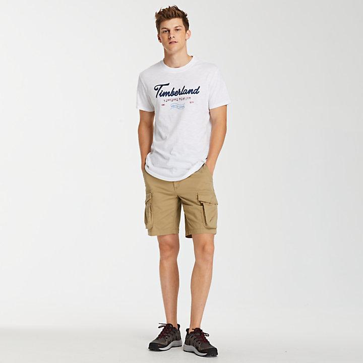 Men's Script Logo Graphic T-Shirt-