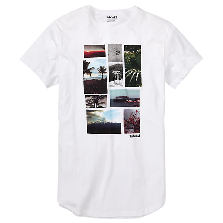 Men's Photographic Logo T-Shirt-