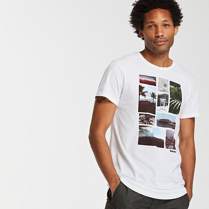 Men's Photographic Logo T-Shirt-