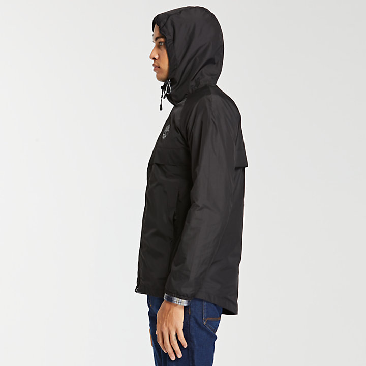 Men's Hooded Windbreaker Jacket-