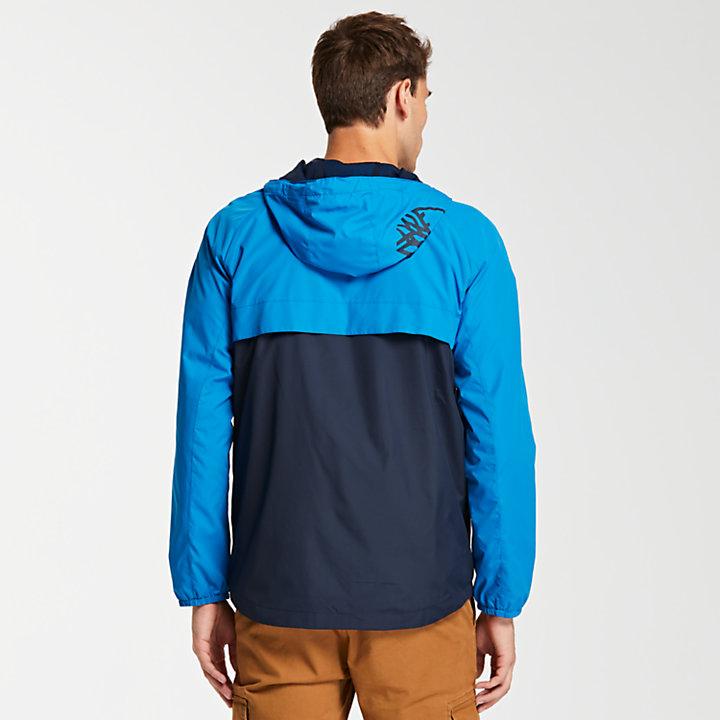 Men's Hooded Windbreaker Jacket-