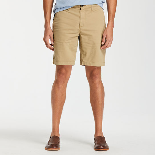 "Men's Tarleton Lake 9"" Inseam Twill Chino Short"
