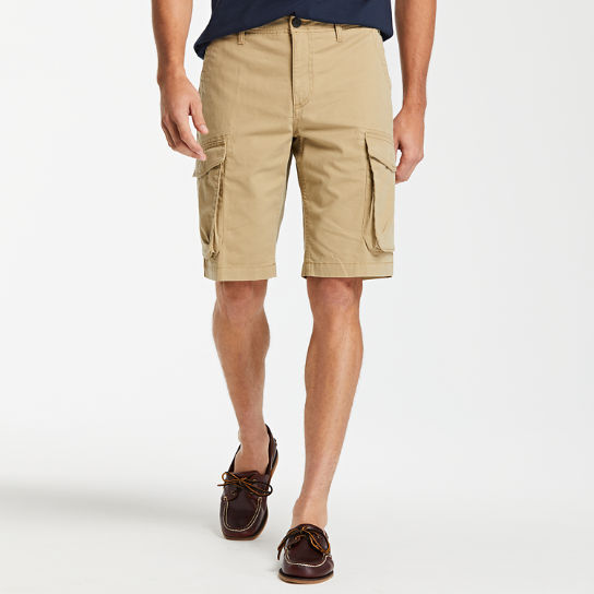 "Men's Tarleton Lake 11"" Inseam Twill Cargo Short"