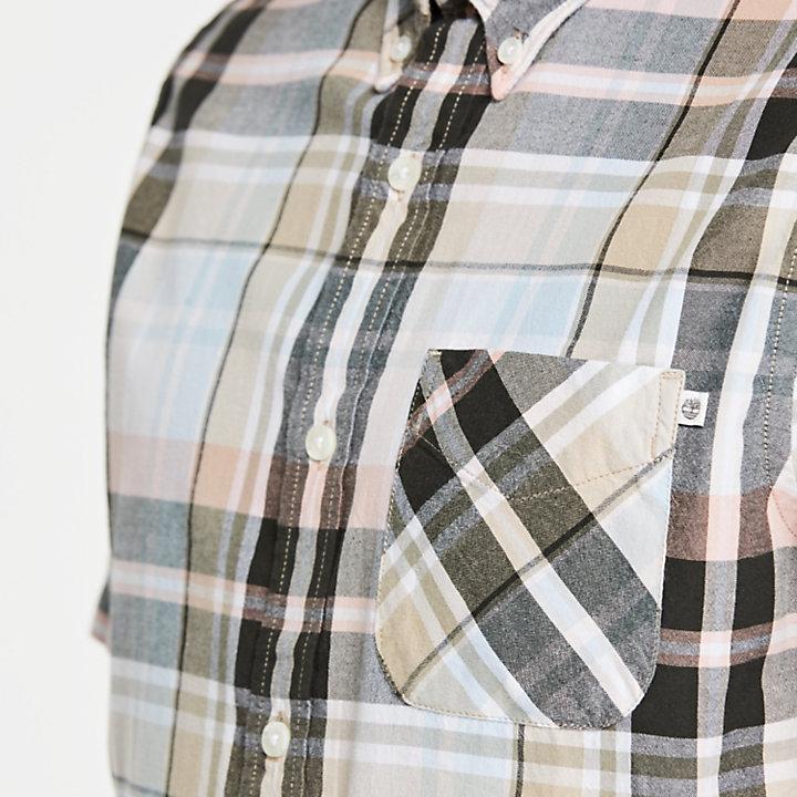 Men's Suncook River Madras Shirt-