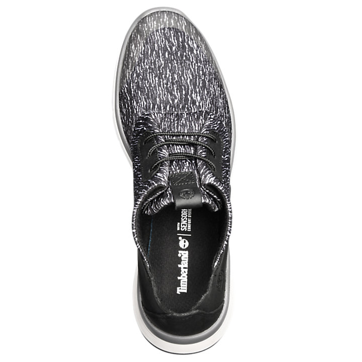 Men's Altimeter Mixed-Media Sneakers-