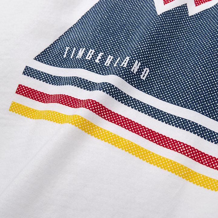 Men's Retro Graphic T-Shirt-