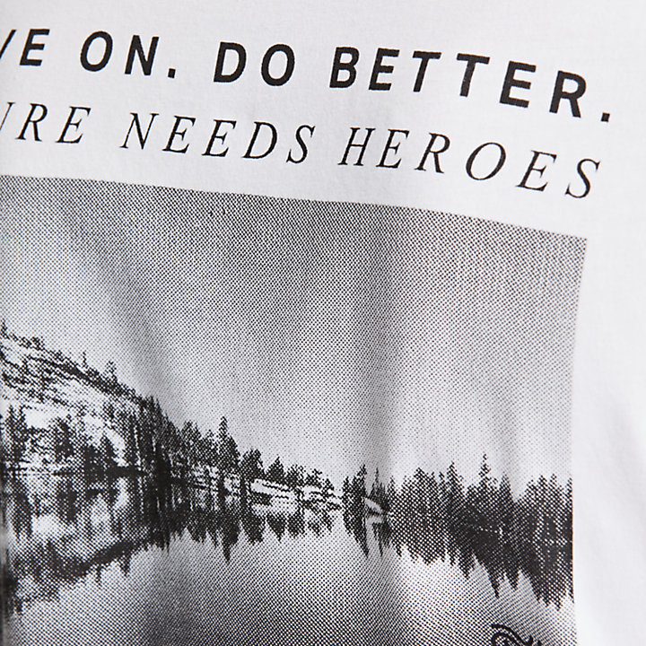 Men's Nature Needs Heroes T-Shirt-