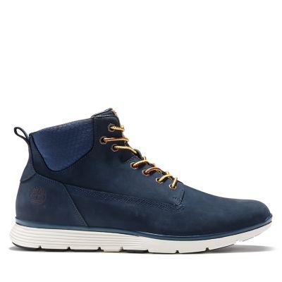Men's Killington Leather Chukka Sneaker Boots