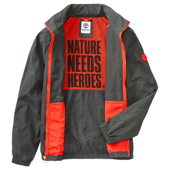 Men's Nature Needs Heroes Jacket-