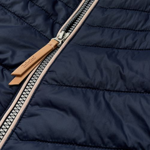 Women's Quilted Insulated Jacket-