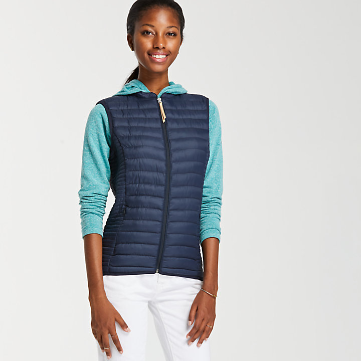 Women's Quilted Insulated Vest-