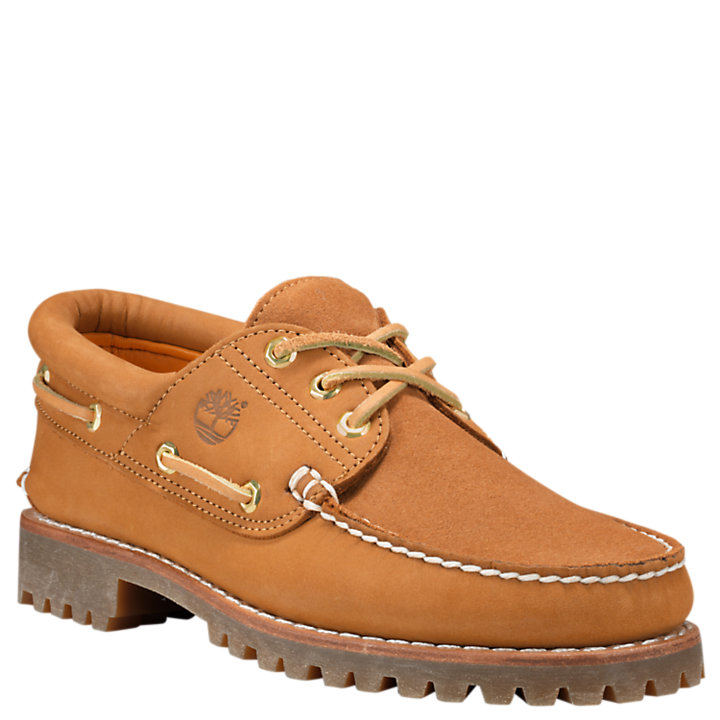 Men's Engineered Garments X Timberland 3 Eye Classic Lug Shoes