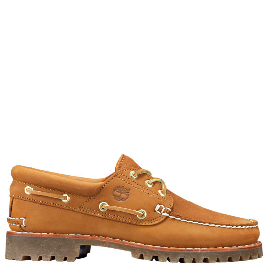 Men's Engineered Garments X Timberland 3-Eye Classic Lug Shoes