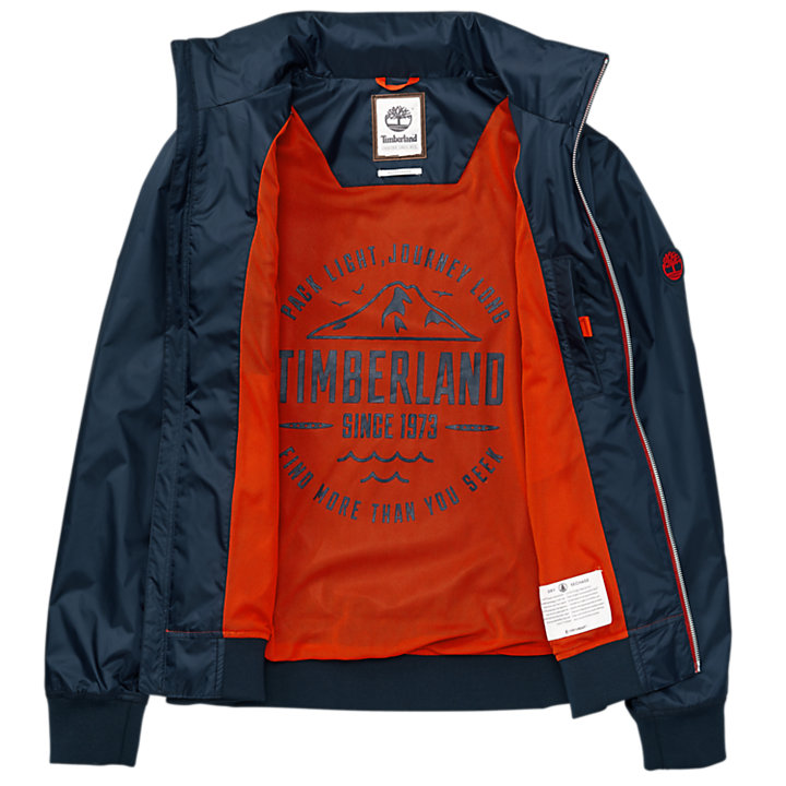 Men's Mt. Lincoln Sailor Bomber Jacket-