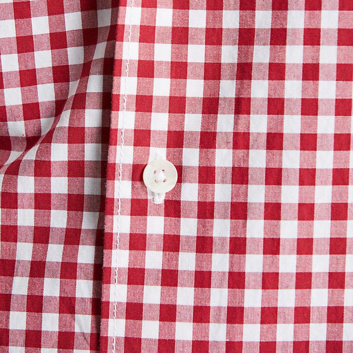 Men's Suncook River Gingham Shirt-