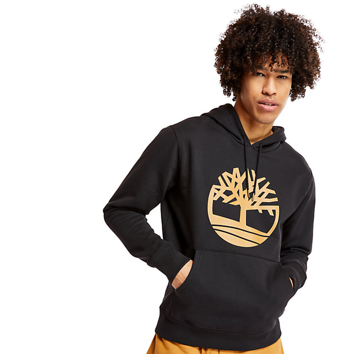 Men's Essential Tree Logo Hoodie-