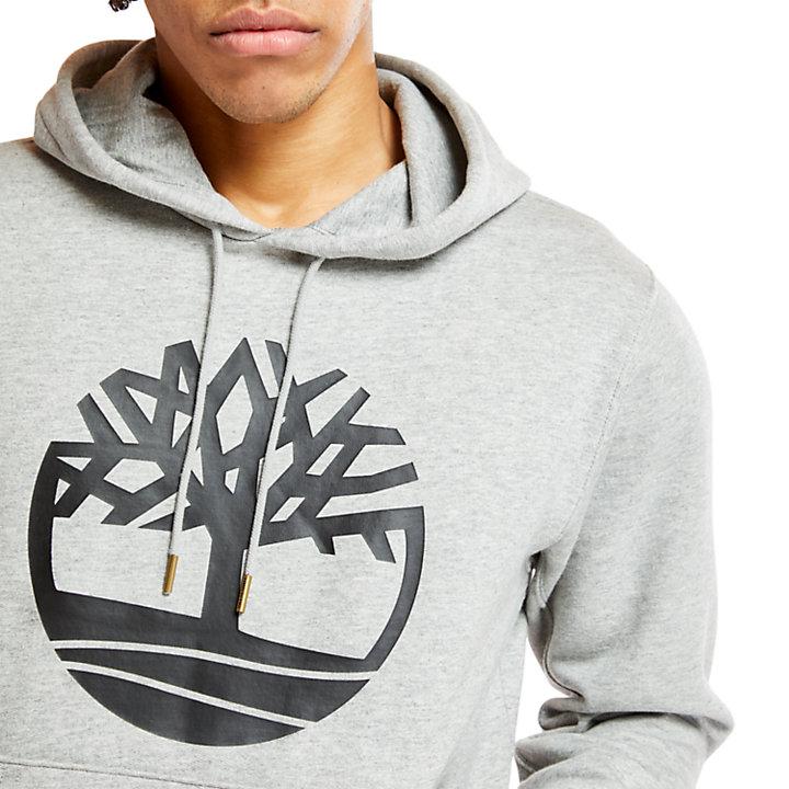 Men's Essential Tree Logo Hoodie-