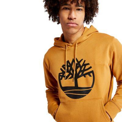 Men's Essential Tree Logo Hoodie