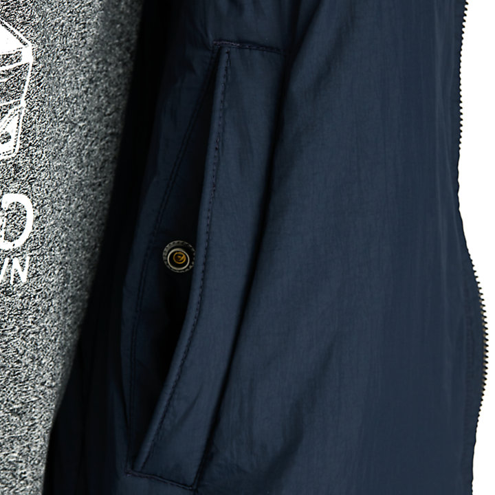 Men's Mount Hight Reversible Bomber Jacket-