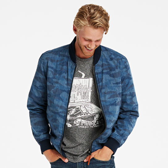 Men's Mount Hight Reversible Bomber Jacket